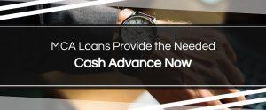 mca loans